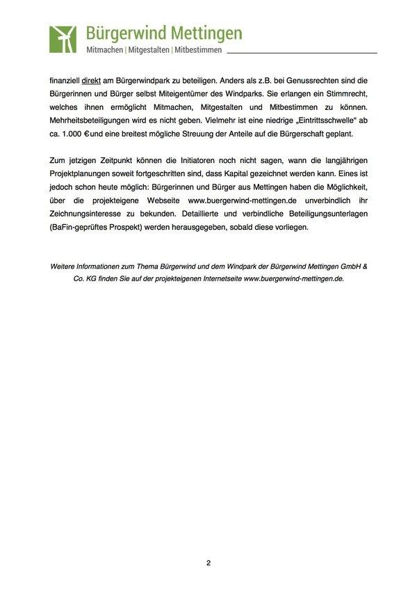 Pressemitteilung 23.07.2015/2